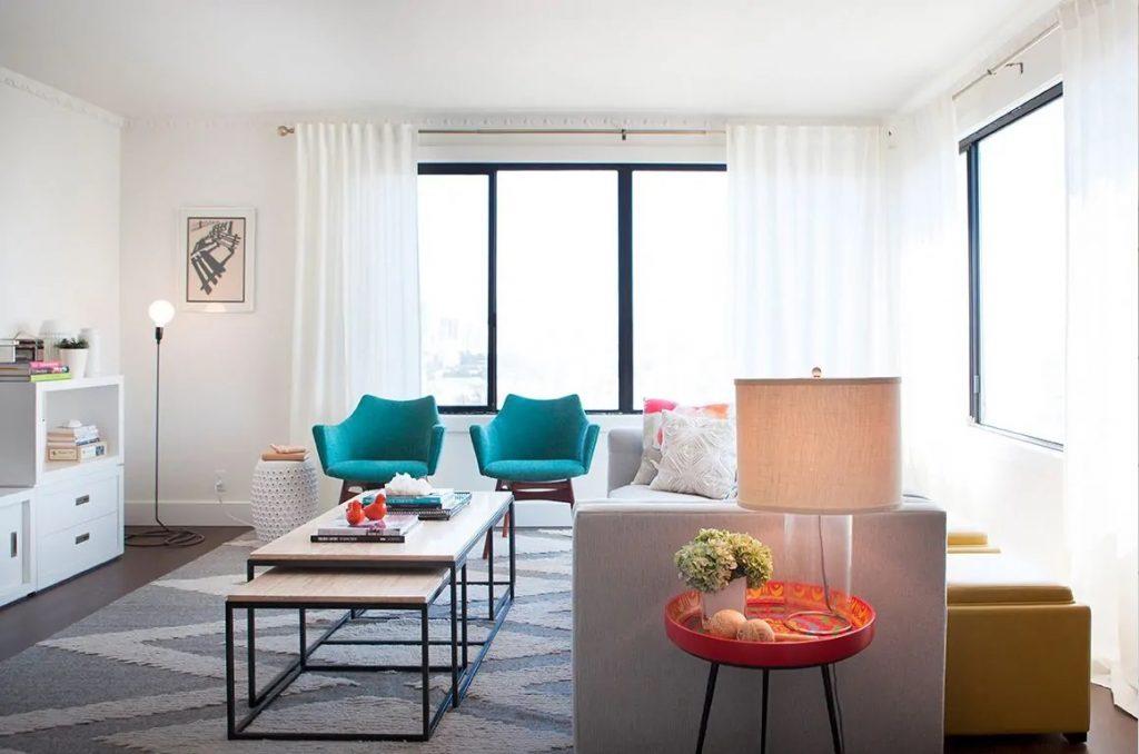 Pour aménager de petits espaces, chaque meuble compte