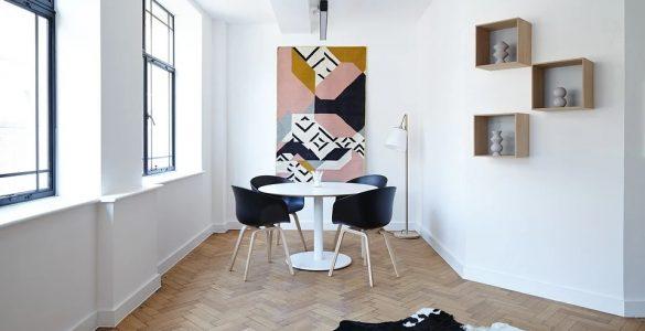 Les matériaux des planchers