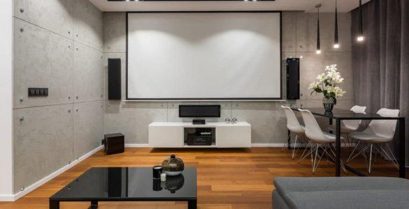 Comment créer une salle de cinéma chez vous