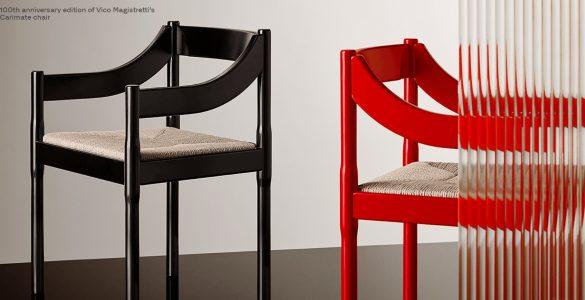 La chaise Carimate fête son 100e anniversaire