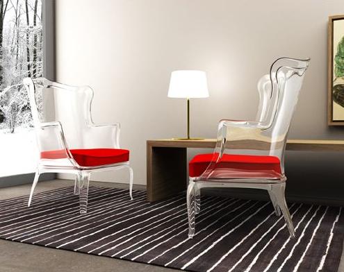 fauteuil design Pasha Marco Pocci & Claudio Dondoli