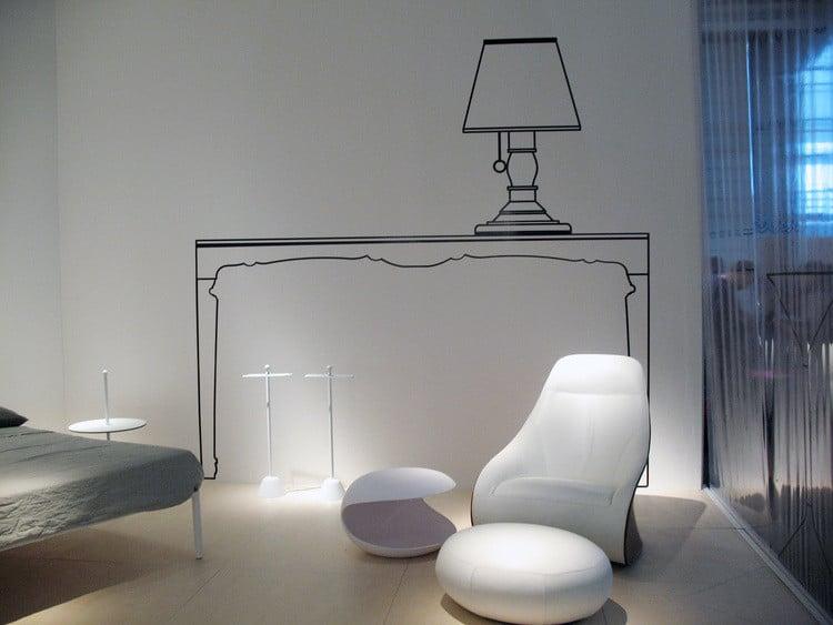 table White Shell Salvatore Indriolo Zanotta