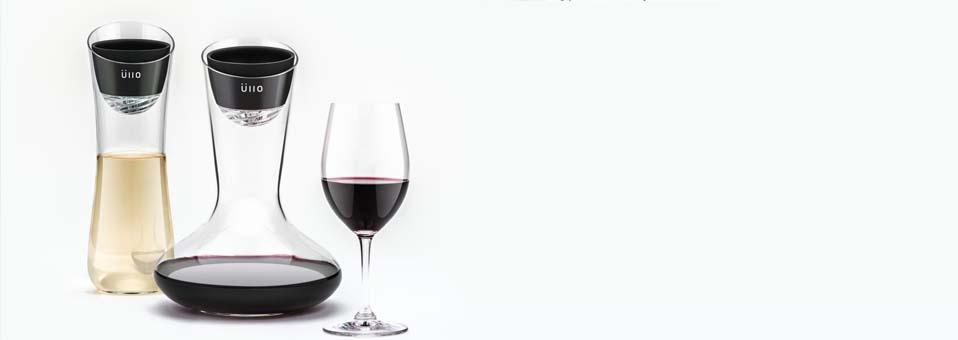 Üllo purificateur de vin James Kornacki