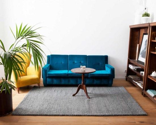 tapis déco textile décoratif