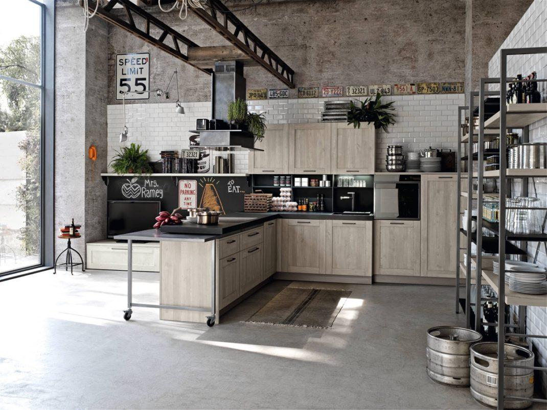 17 cuisines au style industriel dont vous allez tomber amoureux