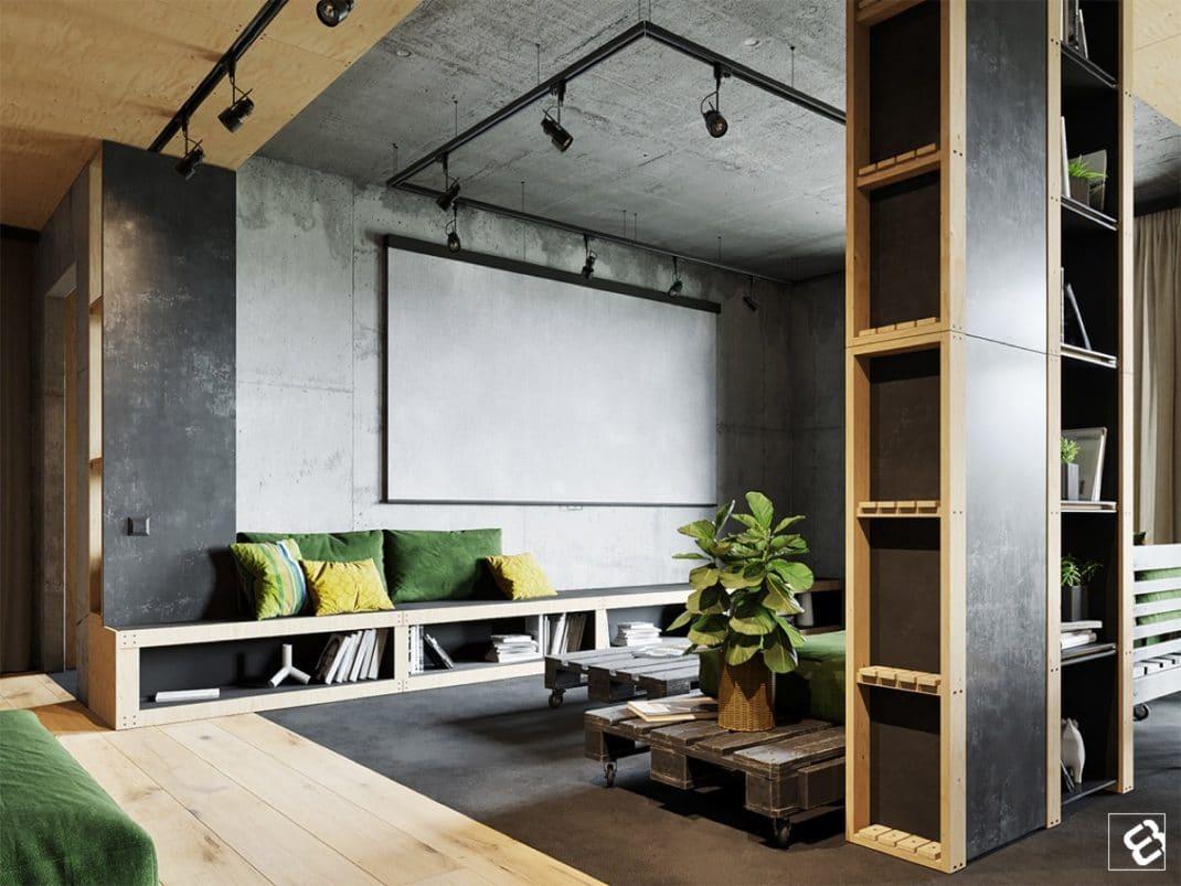 La Décoration De Salon salon à la décoration industrielle : mon guide ultime !