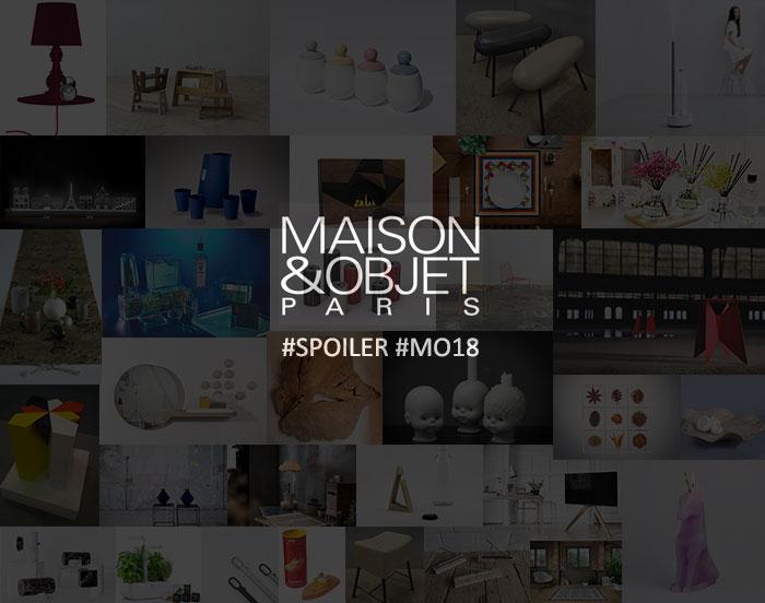 Maison et Objet Janvier 2018 – Le Before #MO18