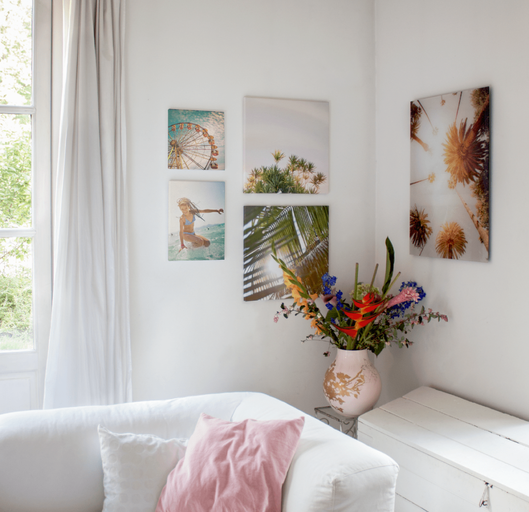 Creer Un Mur Photo comment créer un mur photo pour réinventer votre espace ?
