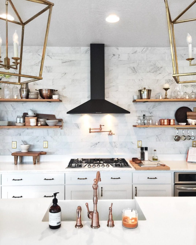 Quelques idées déco pour une cuisine minimaliste chez vous !