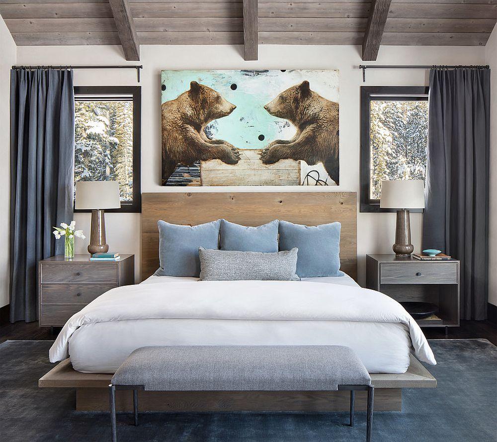 18 chambres rustiques mais douillettes à la décoration chic
