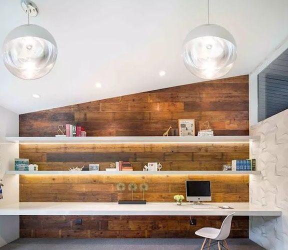 Nouvel 12 idées déco pour aménager son bureau à la maison | Deco Tendency BW-15